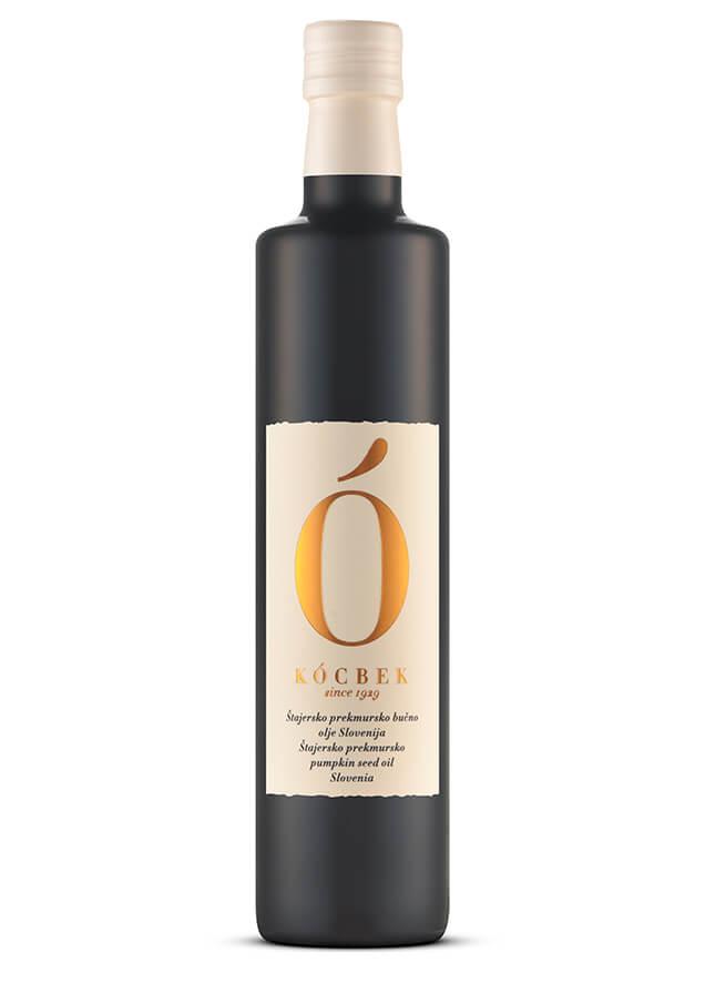 Štajersko prekmursko pumpkin seed oil – Light label - Kocbek