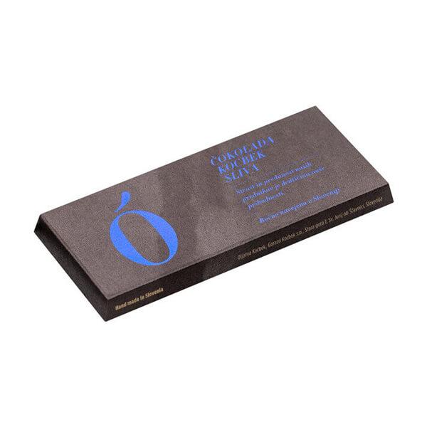 Čokolada Kocbek Sliva