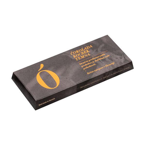 Čokolada Kocbek temna