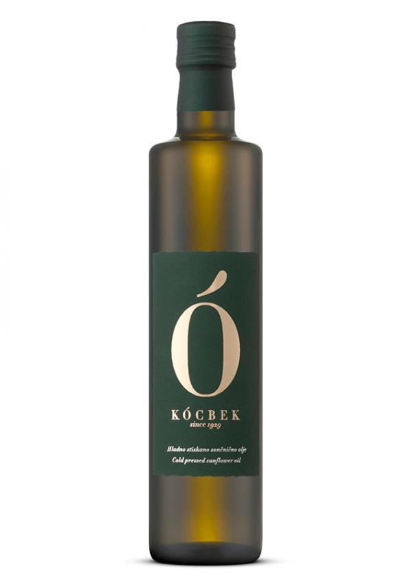 Kocbek - Cold-pressed sunflower oil