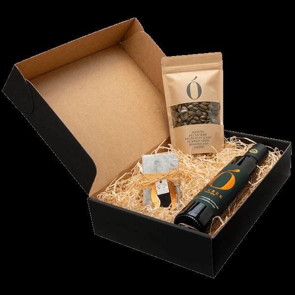 Kocbek - Oil gift set with natural soap