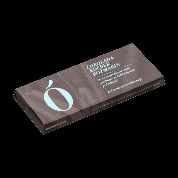 Kocbek čokolada rožmarin