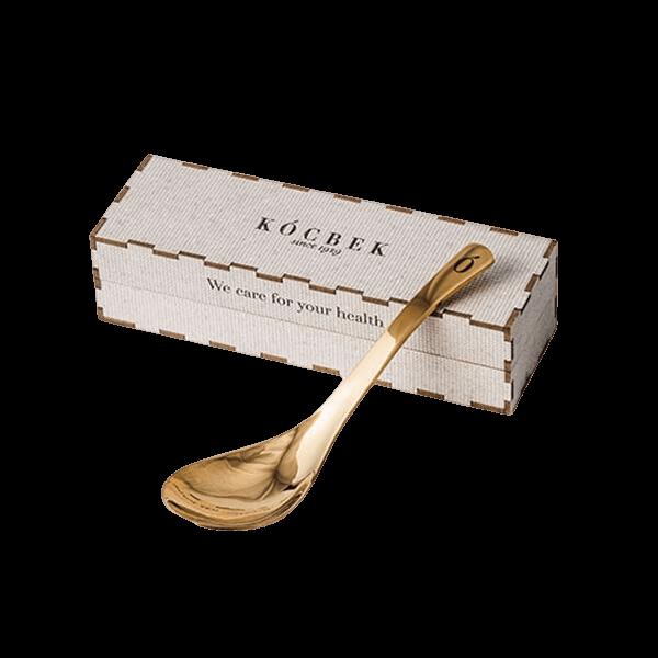 Dosing spoon Kocbek for everyday use - Kocbek Oil Mill