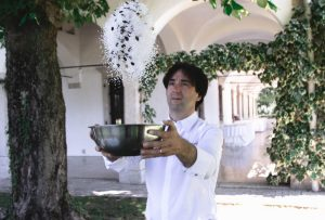 Kuharski chef Tomaž Kavčič - Oljarna Kocbek