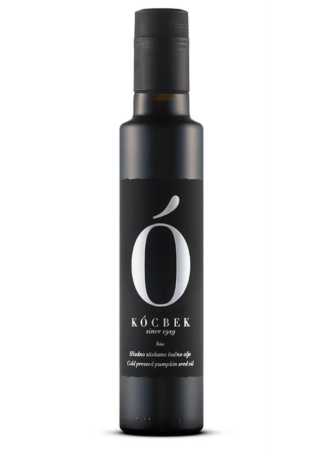 Kocbek bio hladno stiskano bučno olje 250ml - Oljarna Kocbek