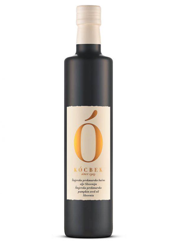 Kocbek štajersko prekmursko bučno olje-250 - Oljarna Kocbek