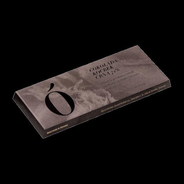 Kocbek čokolada ekstra temna - Oljarna Kocbek