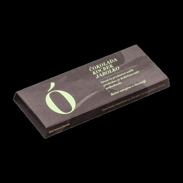 Kocbek čokolada jabolko cimet - Oljarna Kocbek